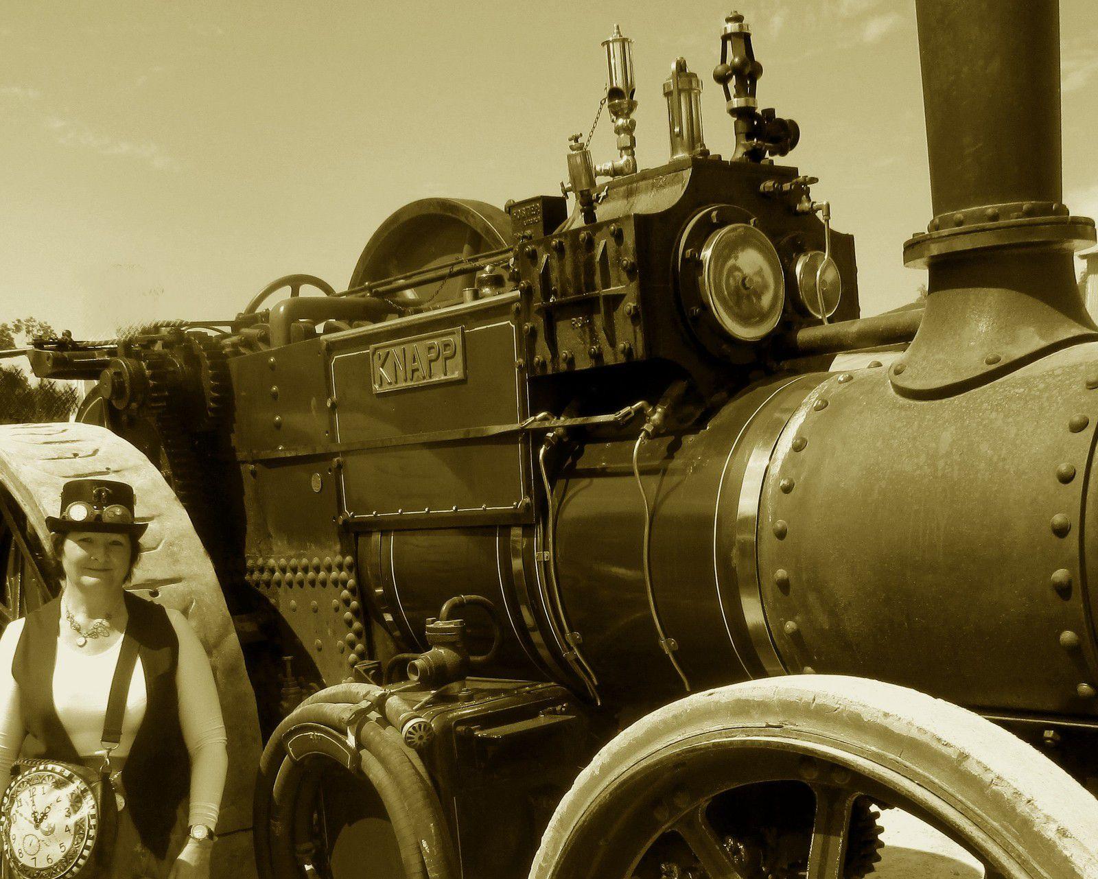 Souvigné - la fête de la vapeur et des vieilles mécaniques 2020 est reportée en 2021