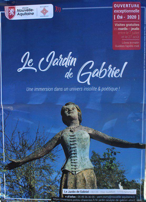 Le jardin de Gabriel
