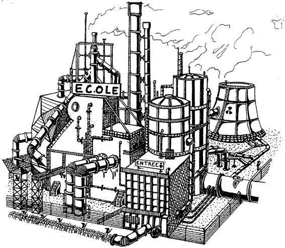 La reprise de l'école en mai : une véritable usine à gaz !