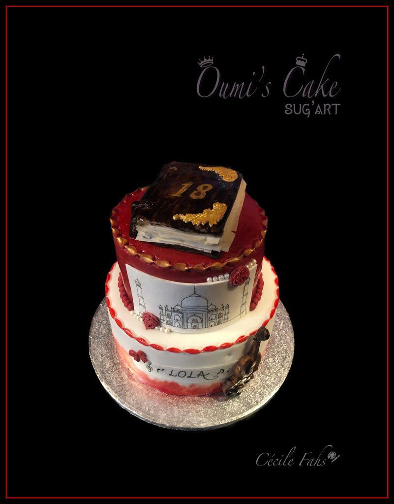 Birthday's Cake 18