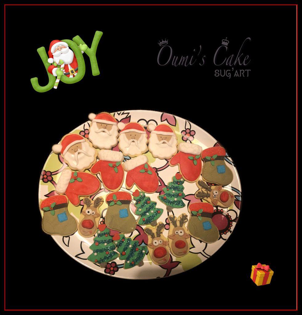 Biscuits de Noël 🎄