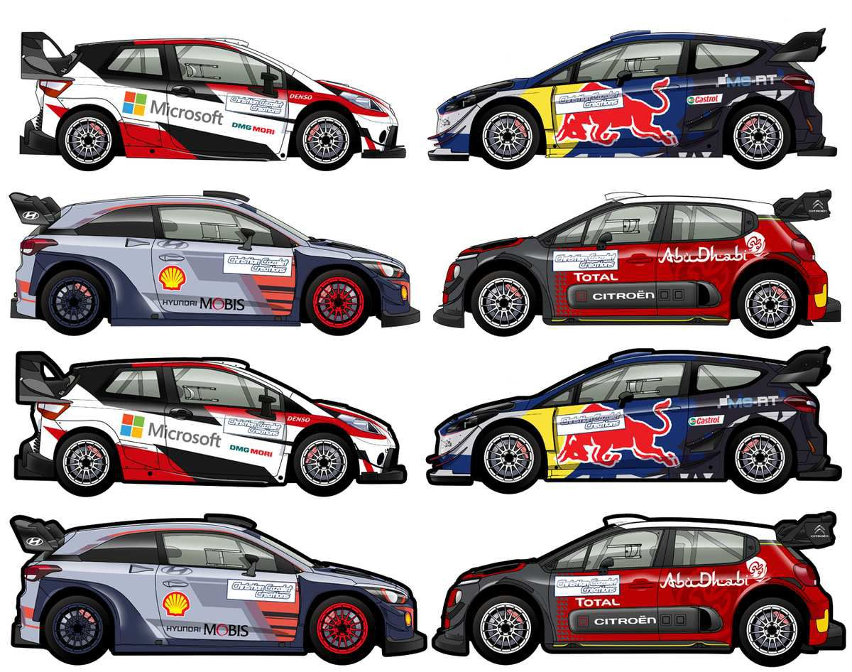 2017 Citroen C3 Wrc New Car Release Date And Review 2018
