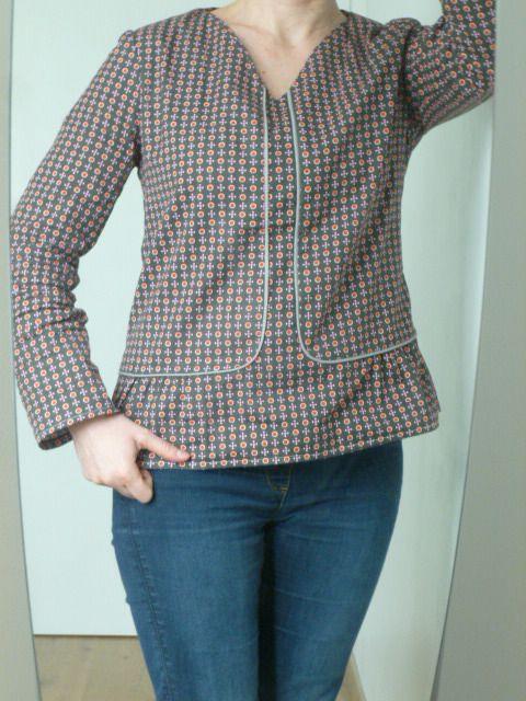 blouse Nantes Anne Kerdilès