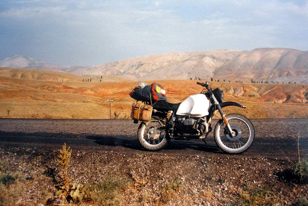 BMW 80G/S - Est de la Turquie - 1988