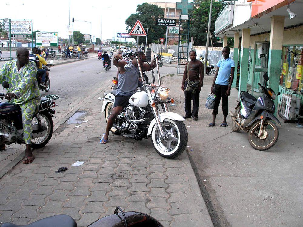 Ce n'est pas Atlanta ou Baltimore mais Cotonou au Bénin