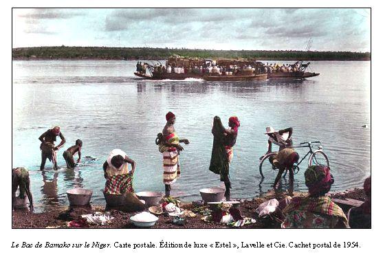 Bac de Bamako