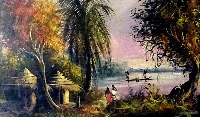 Peinture traditionnelle