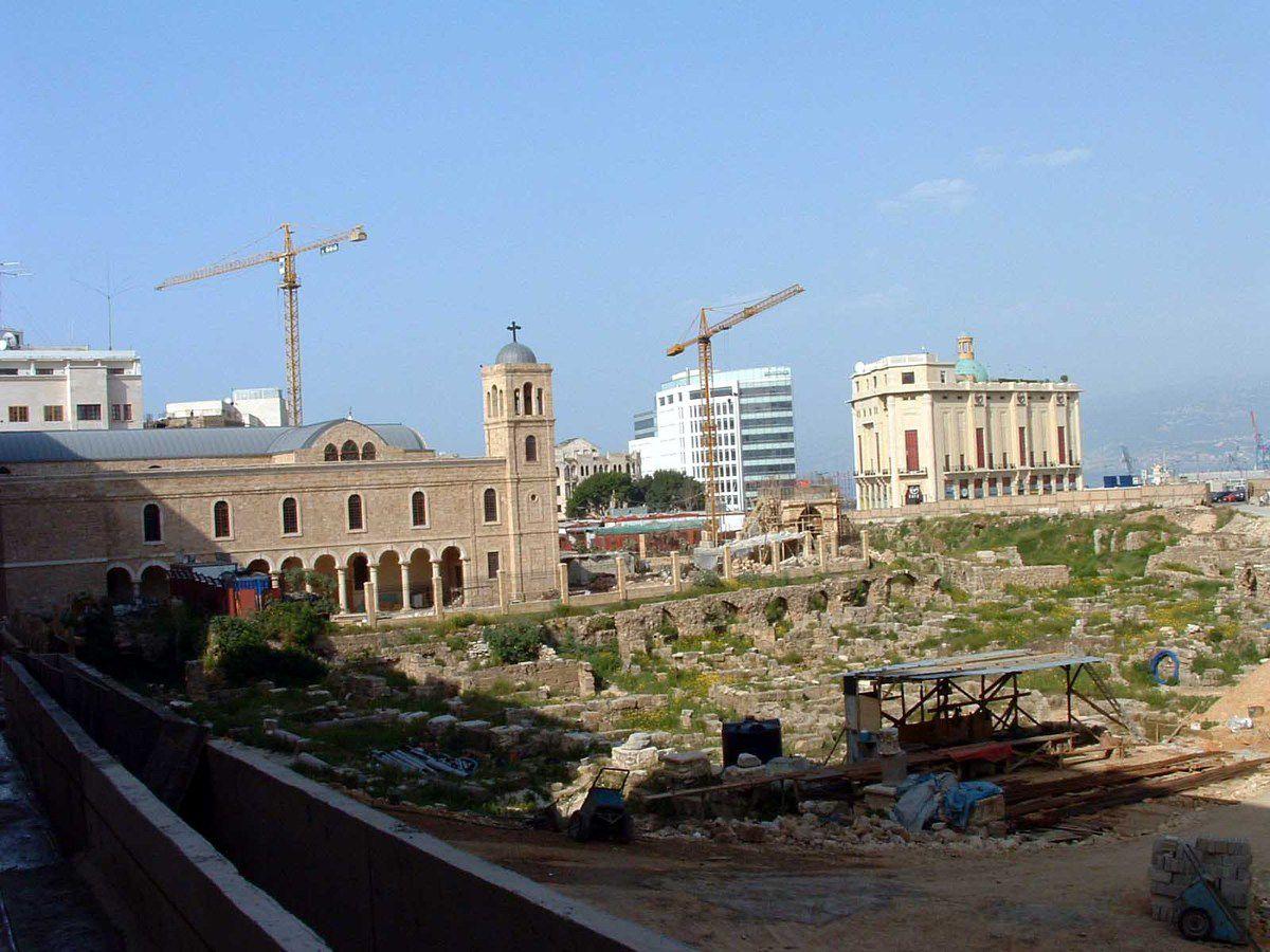 LIBAN : BEYROUTH