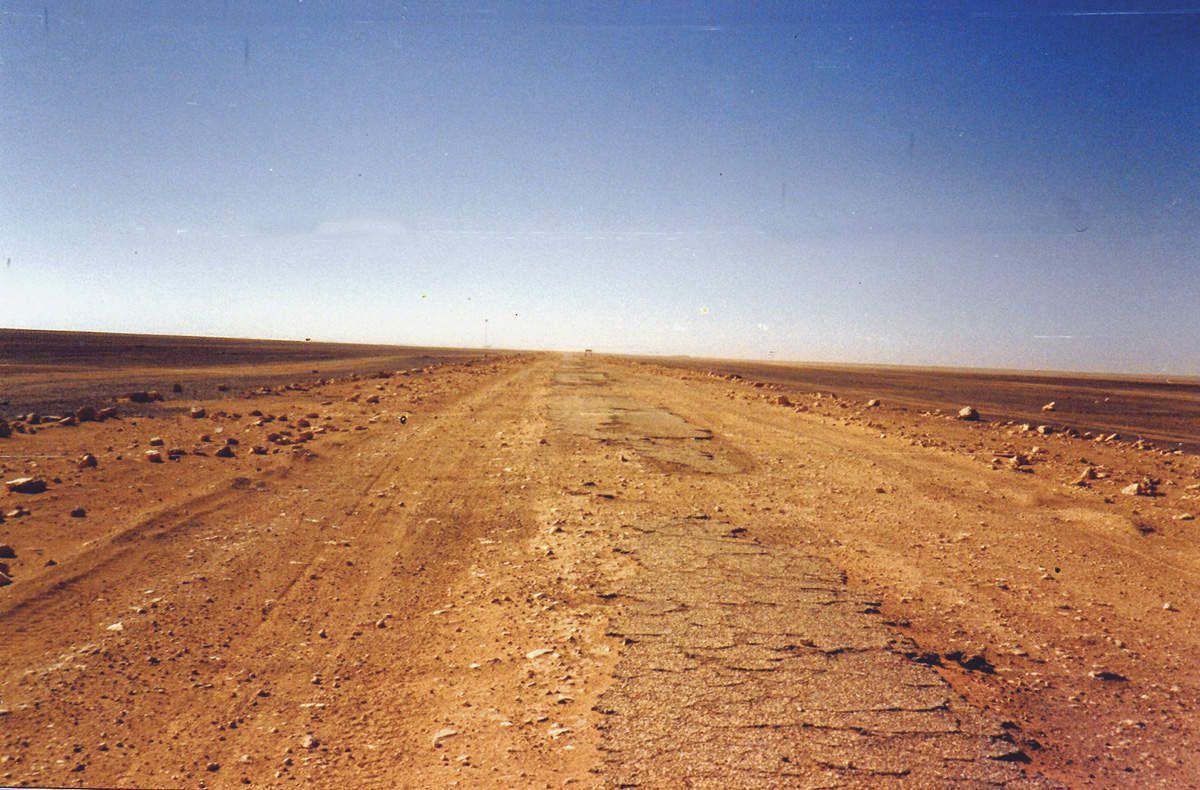 Algérie 1985