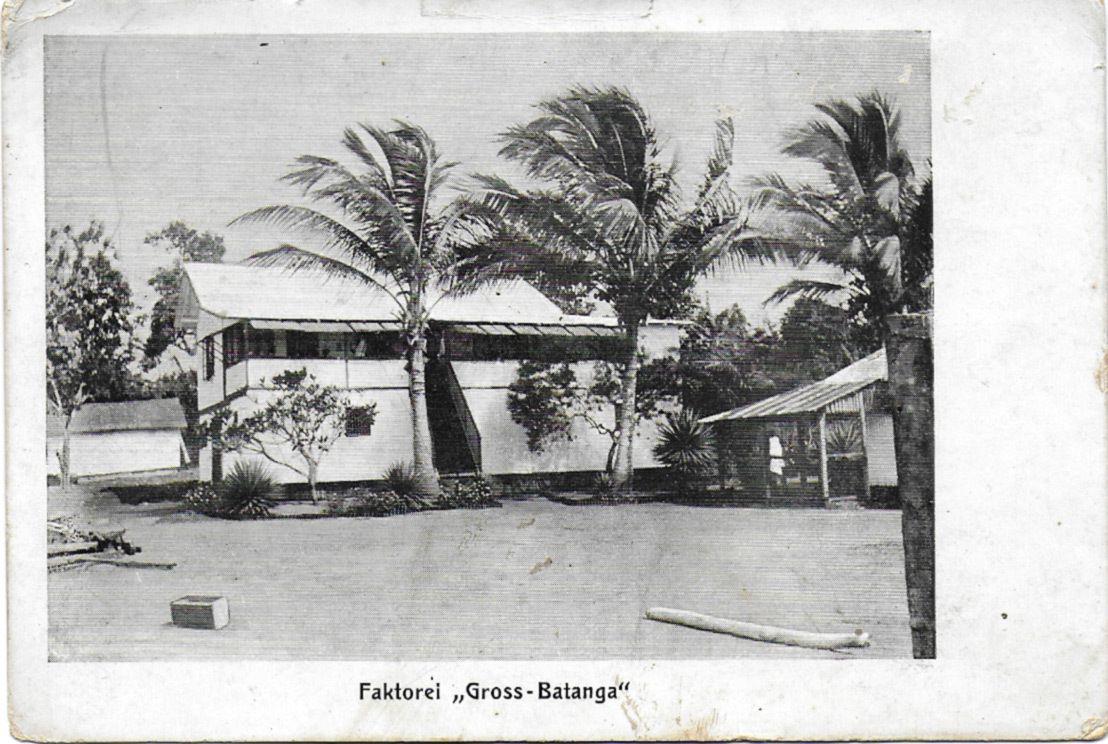 CAMEROUN : A l'époque, le Cameroun était une colonie allemande