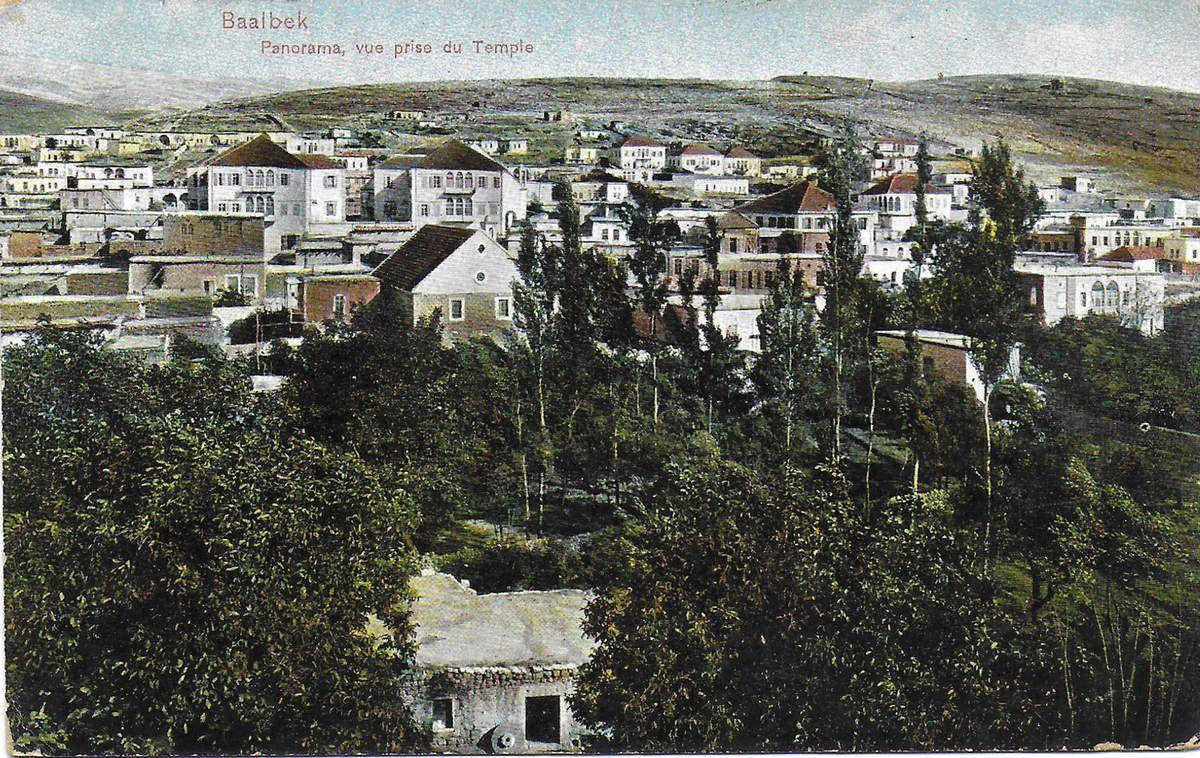 Baalbeck (Héliopolis)