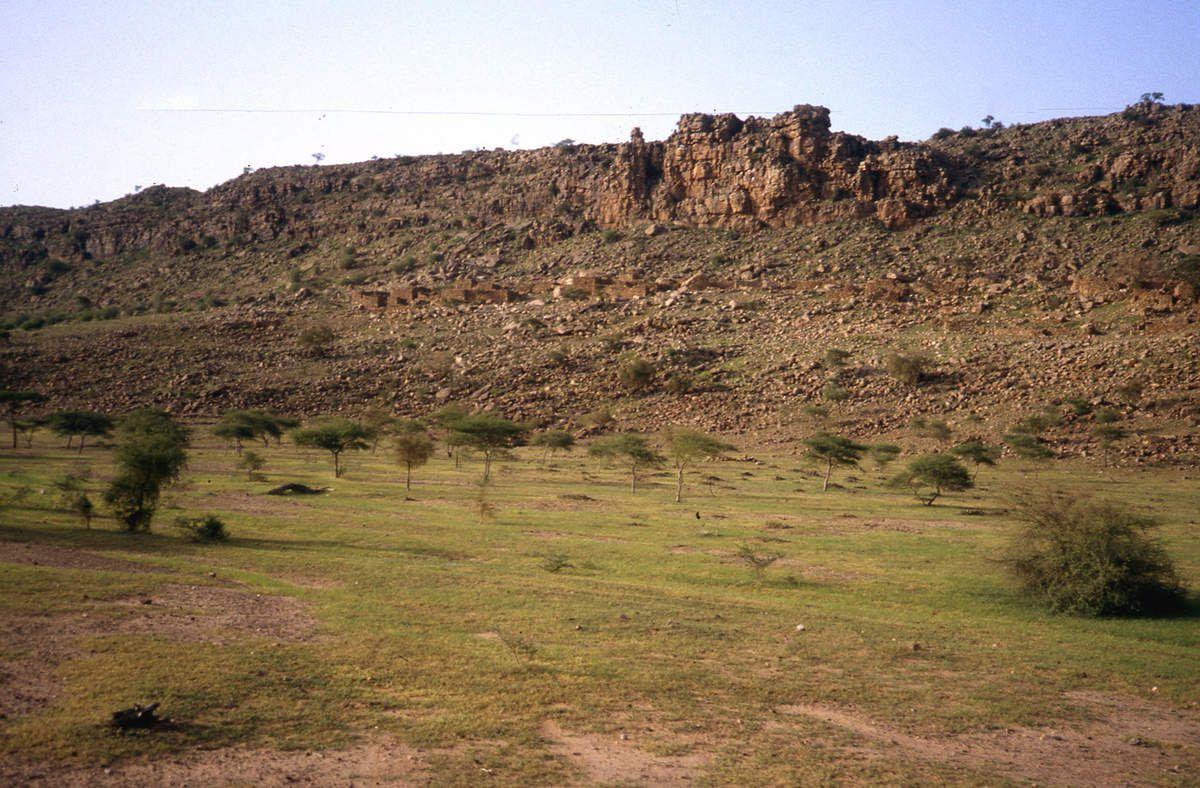 Autres paysages du Mali