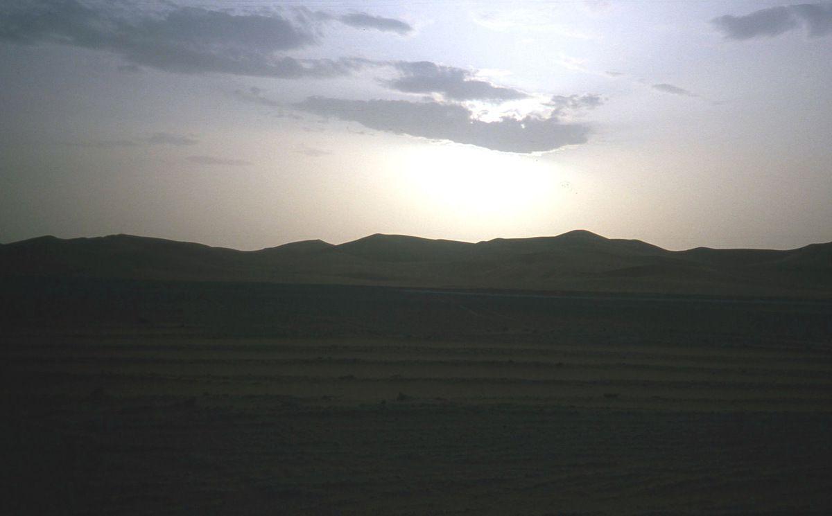 Quelques beaux paysages en Algérie et au Maroc