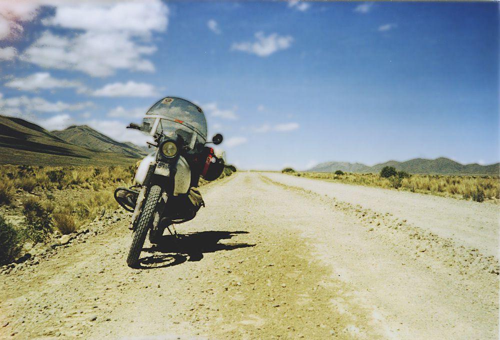Bolivie : Les pistes ne sont pas toujours faciles