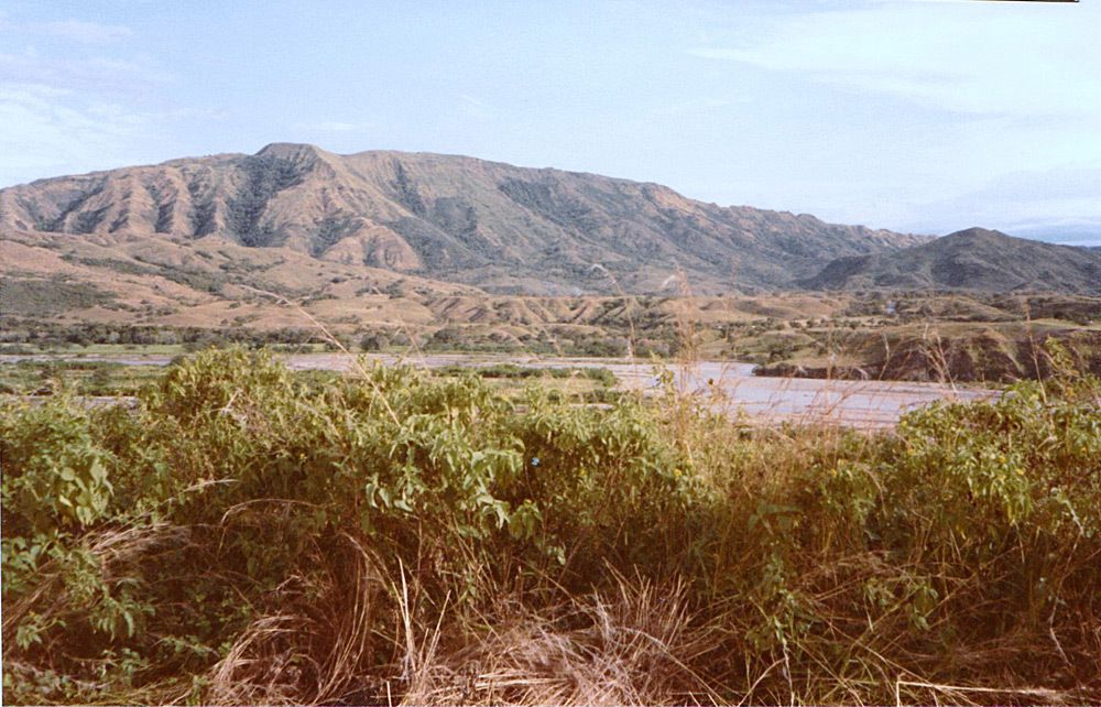 Vues de la côte Péruvienne