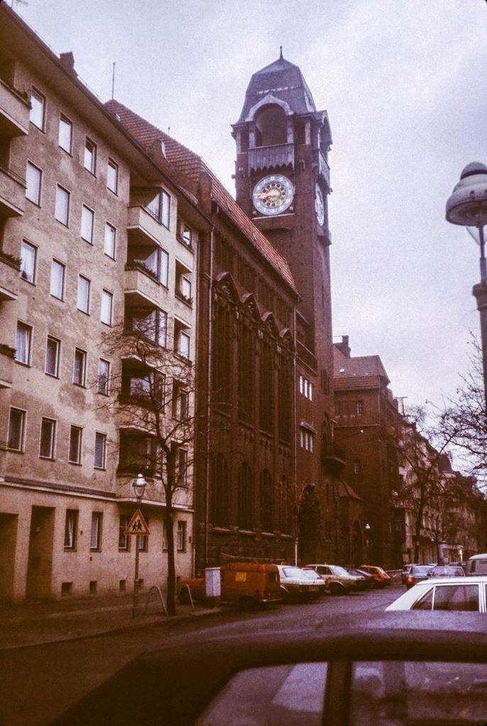 Prises le même jour à Berlin Ouest