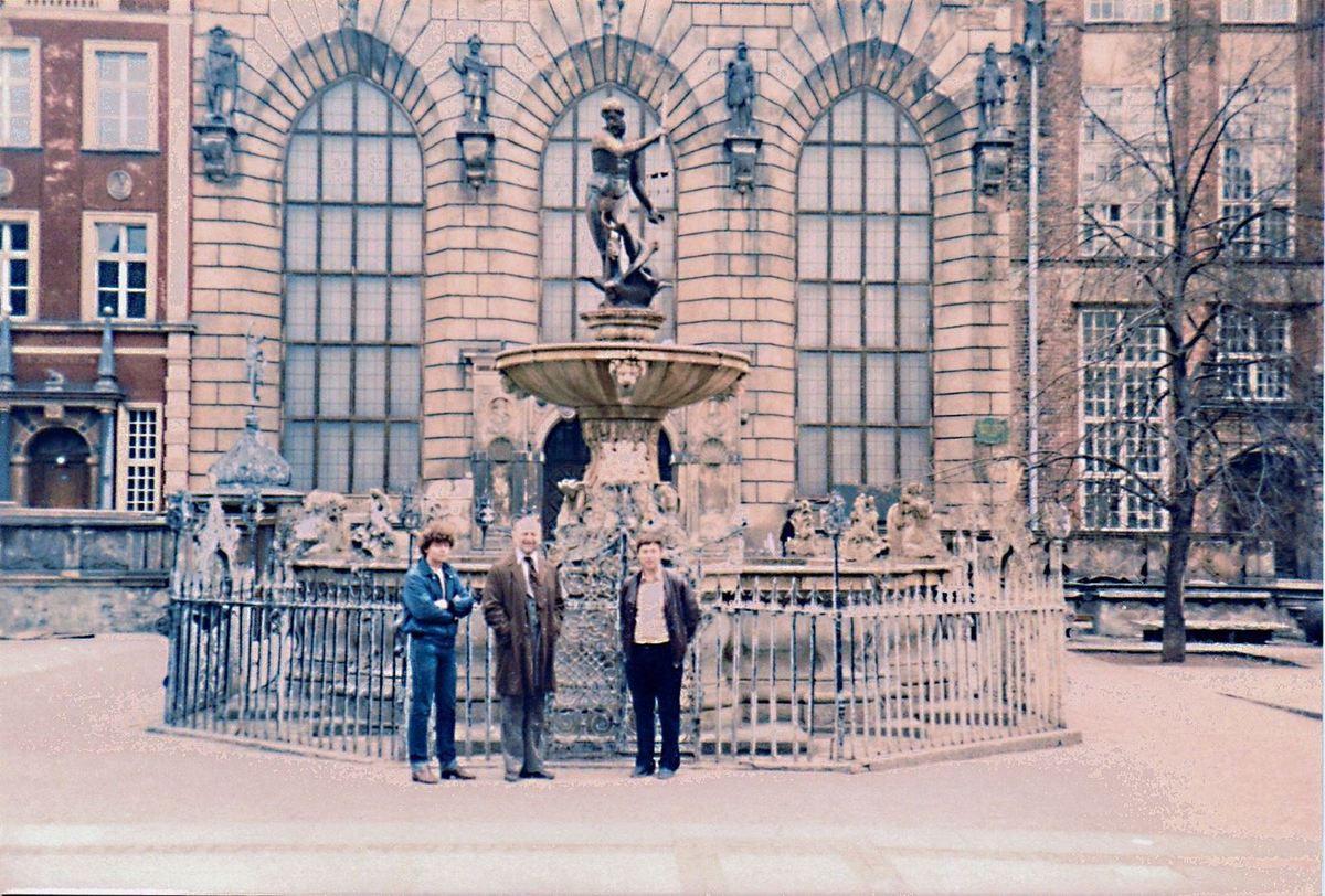 Gdansk 1986 - Mes amis