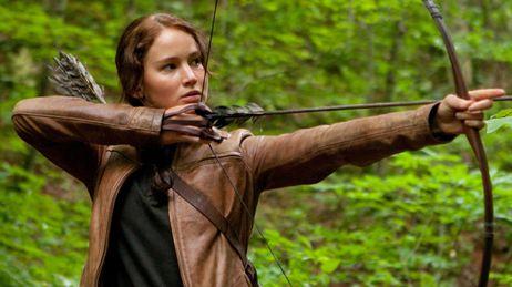 Katniss Everdeen, Hunger Games,réalisé par Gary Ross, 2014