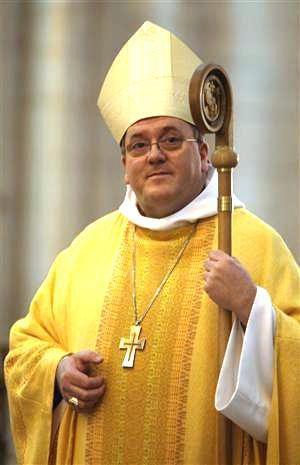 Pas évêque!