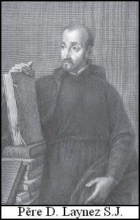 Père D. Laynez S.J.