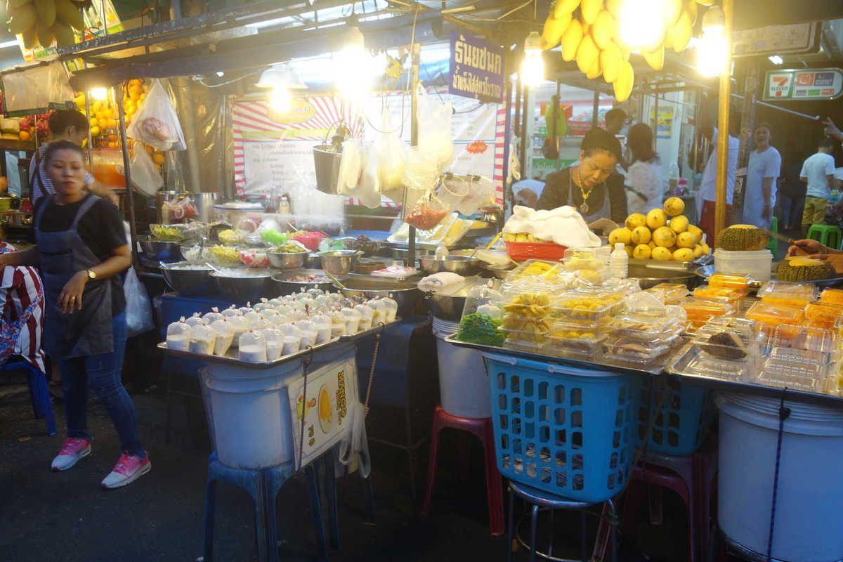 Bangkok Rattanakosin : Quartier Historique