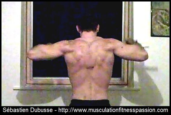 Développez l'intégralité de vos épaules, Sébastien Dubusse, blog musculationfitnesspassion