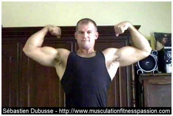 Tout ce que j'ai appris sur l'entraînement en musculation, le cardio et sur la diététique ! [ PARTIE 8 ] Sébastien Dubusse Blog musculation/fitness passion