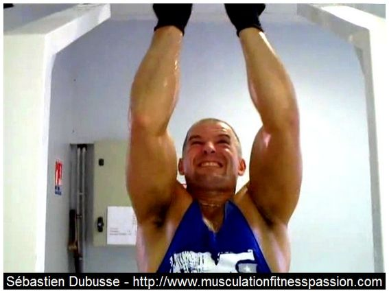 Le Power Press Puch Up, par Sébastien Dubusse, blog musculationfitnesspassion