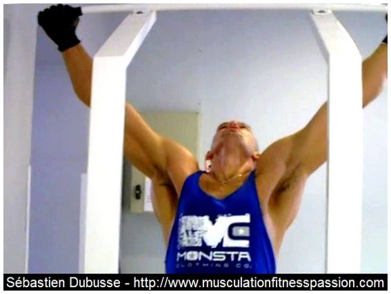 Yan et sa vision de la musculation, pour Sébastien Dubusse, blog Musculation Fitness Passion
