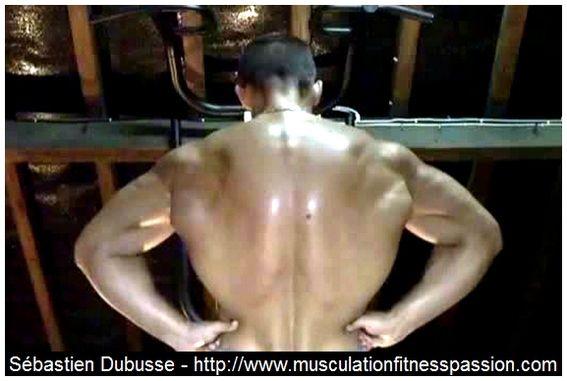 2ème article de DEXTER, son programme de musculation, pour Sébastien Dubusse, blog Musculation Fitness Passion