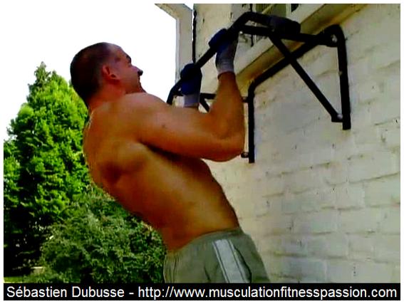 Une technique d'entraînement, le 3/4, pour Sébastien Dubusse, blog Musculation Fitness Passion