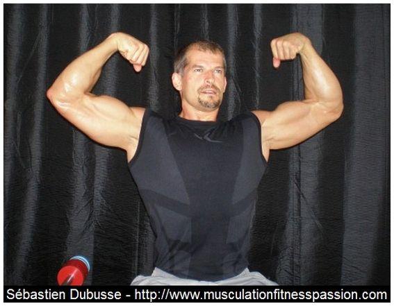 Vous souhaitez développer de bons bras ! C'est possible !