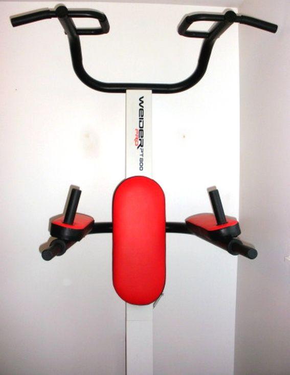 Forgez-vous un buste à toute épreuve avec le PT 800 Pro de Weider, par Sébastien Dubusse, blog Musculation/Fitness Passion