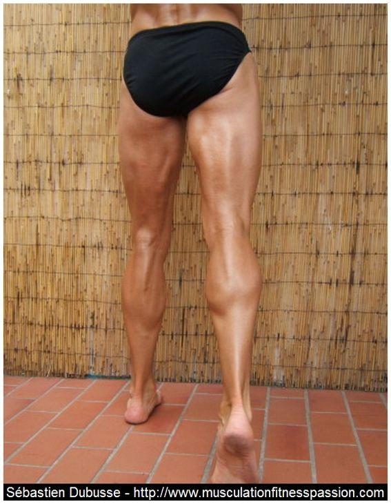 Entraînement en musculation avec le poids du corps, partie 1, Sébastien Dubusse, blog Musculation/Fitness Passion