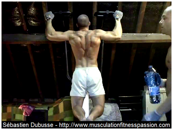 LE TERRIBLE PULL-UP !