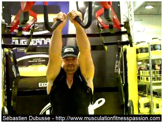 Entraînement aux poids ou au poids de corps, Sébastien Dubusse, blog Musculation/Fitness Passion