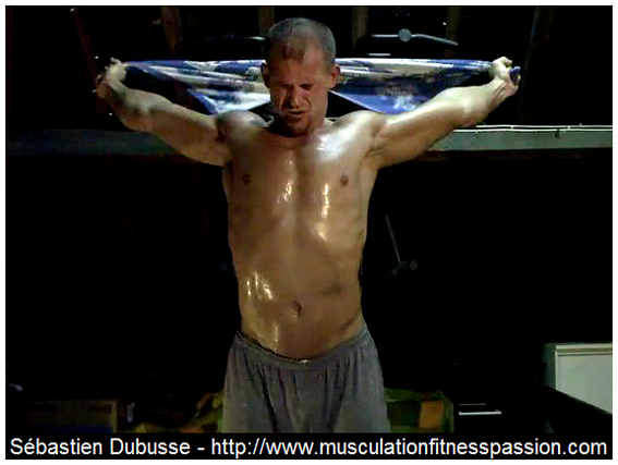 Programme d'entraînement en Full-Body (suite), Sébastien Dubusse, blog Musculation Fitness Passion.html