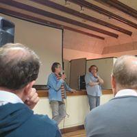 Conférence de Michel Lablanquie et Dominique Simeone