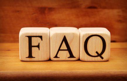 FAQ : réponses !