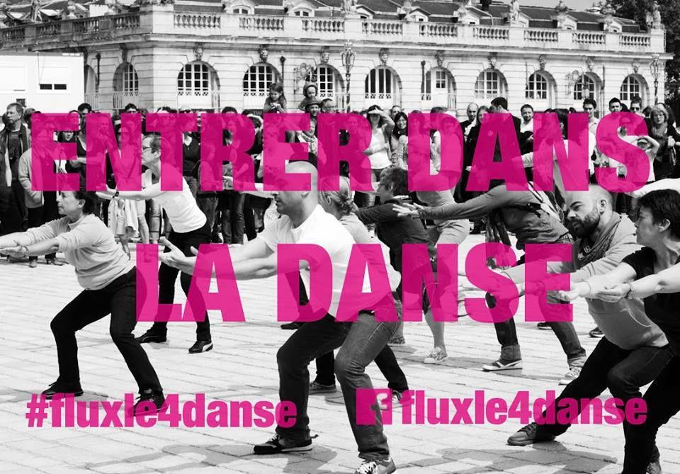 Festival FLUX LE 4 DANSE le 2 juillet 2016 à Paris !