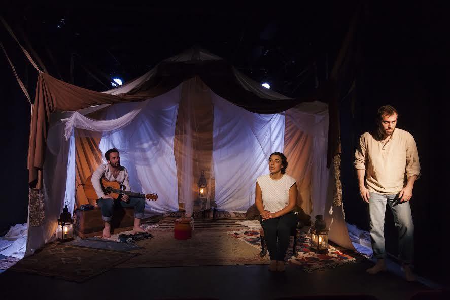 La Clef de Gaïa au Théâtre Les 3 Soleils #OFF16