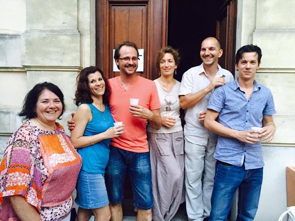 L'équipe du Théâtre Atelier Florentin !