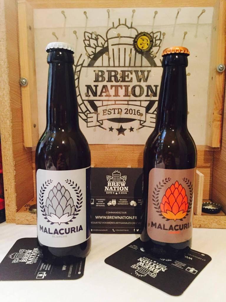Amateur de bières, le site BrewNation est fait pour toi !