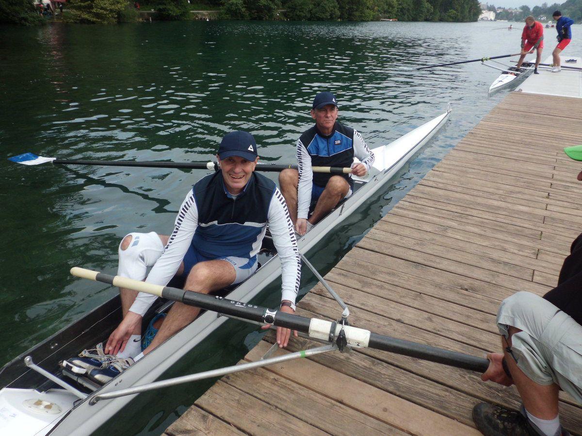 CHAMPIONNATS du MONDE VETERANS - BLED (SLOVENIE) - 6 au 10 septembre 2017