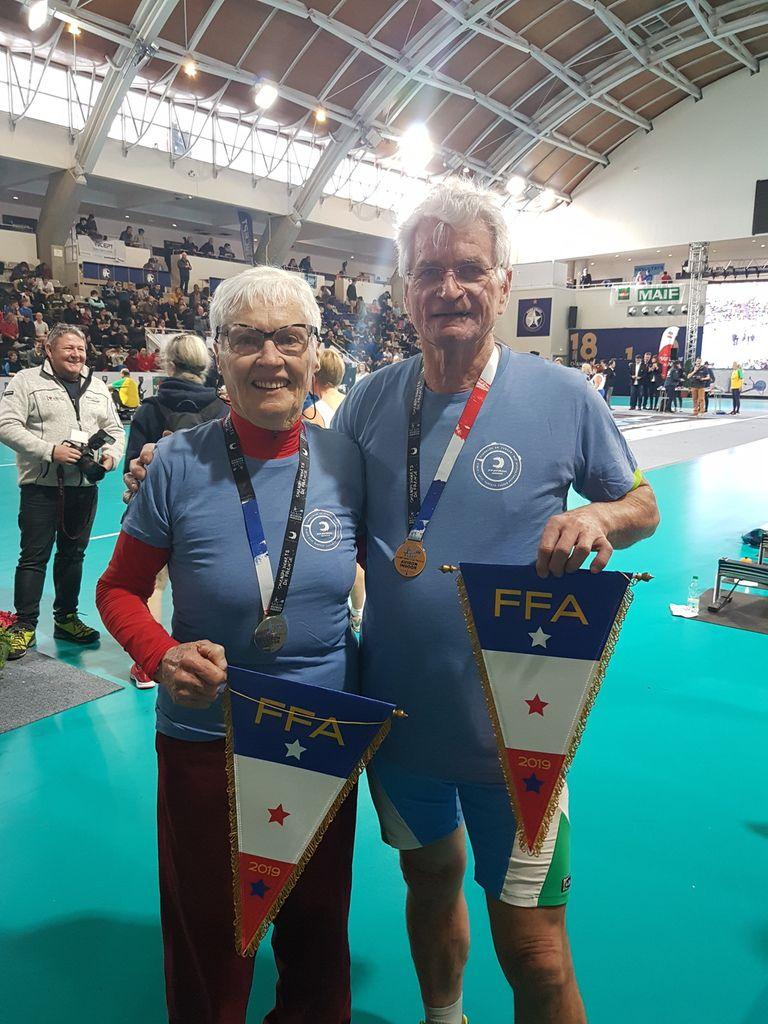 CHAMPIONNAT de FRANCE D'AVIRON INDOOR à CHARLETY - 9 février 2019