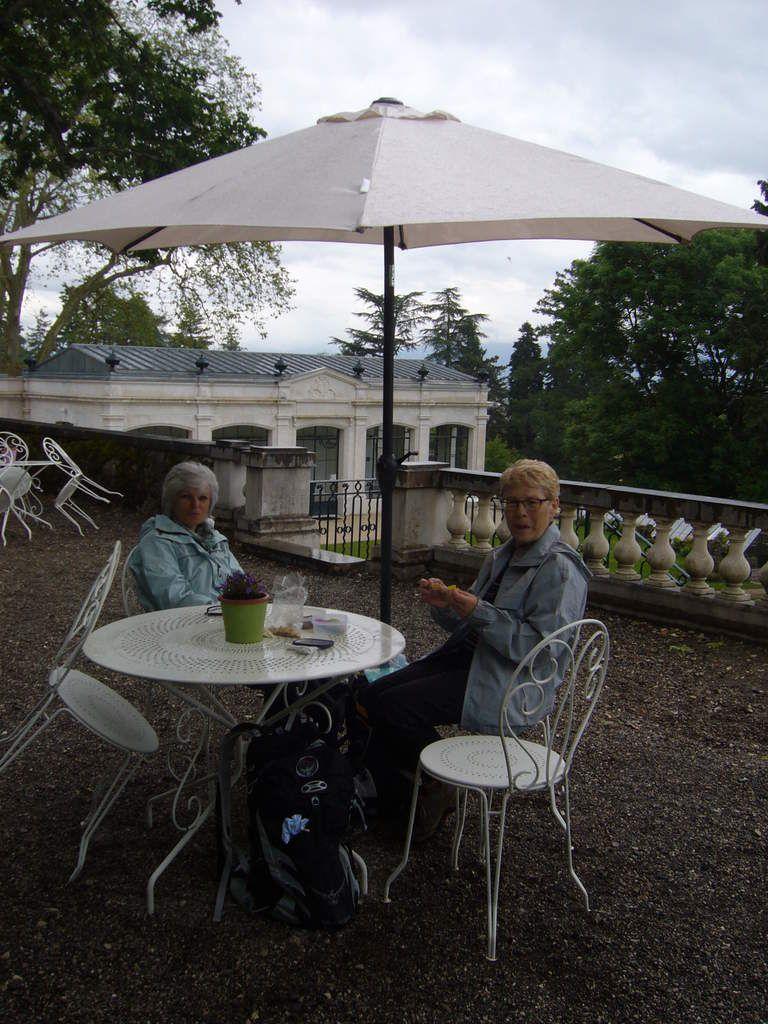 Goûter au Château