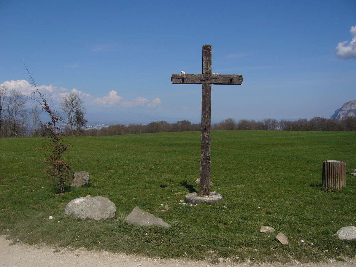 Croix de Vin (850 m)