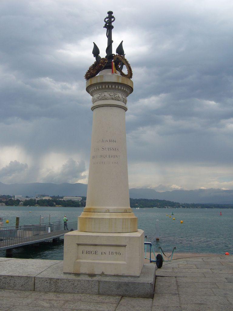 PARC DE LA GRANGE (GENEVE)
