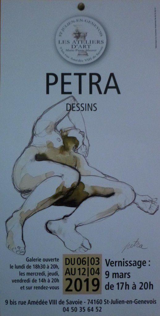 EXPO DESSINS DE PETRA