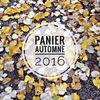 Panier - Automne 2016